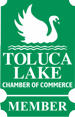 Member of the Toluca Lake Chamber of Commerce
