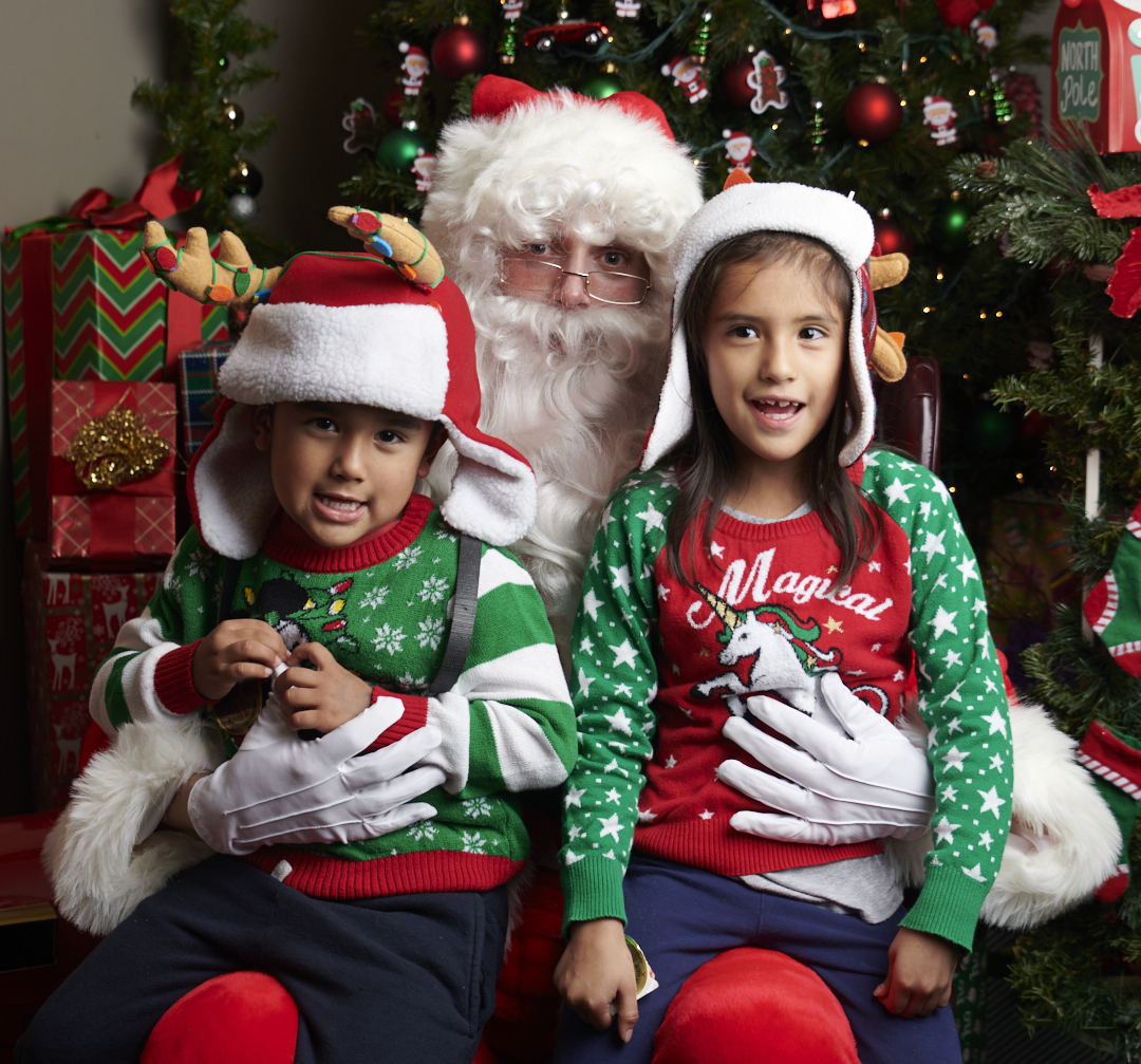 Toluca Lake Chamber Santa Fotos 30