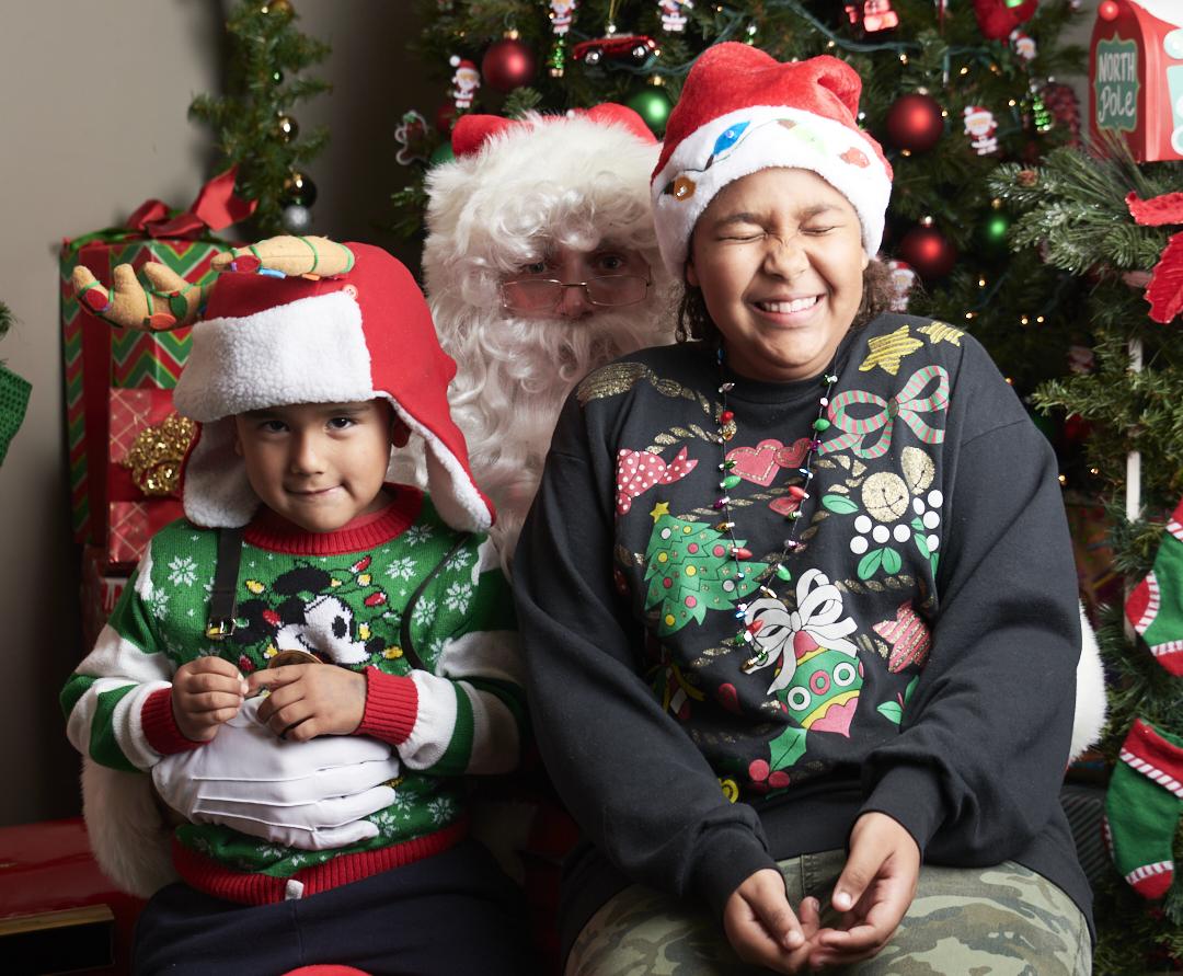 Toluca Lake Chamber Santa Fotos 31